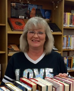 Debbie- Assistant Library Director