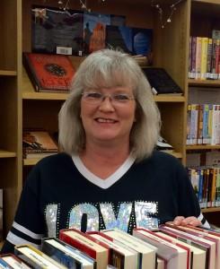 Debbie- Assistant Library Director